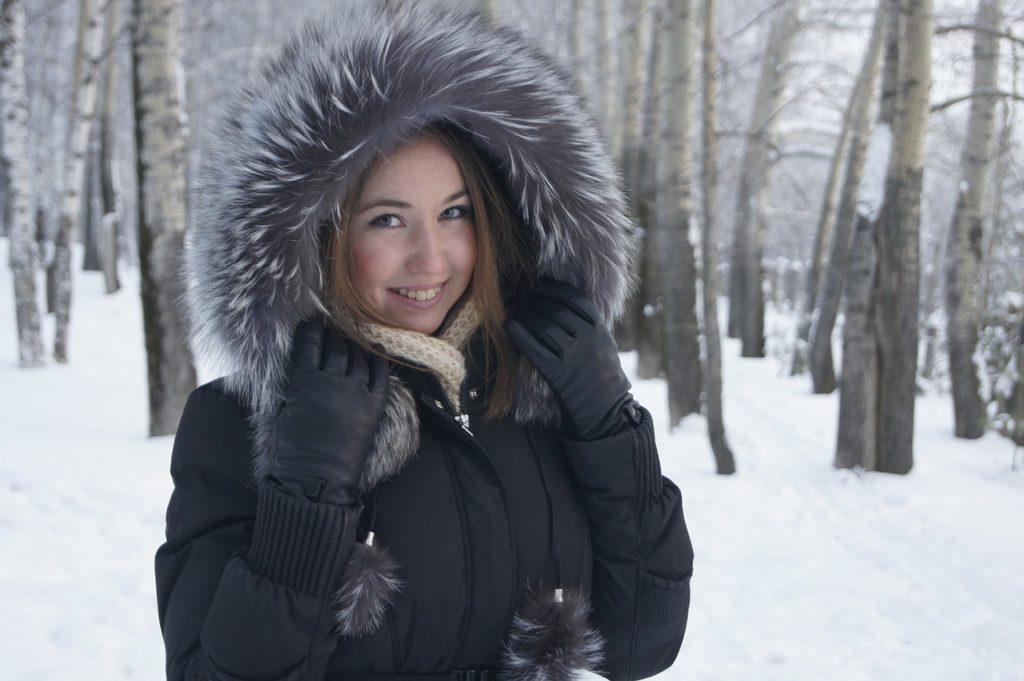 Зима лучшее время для похудения