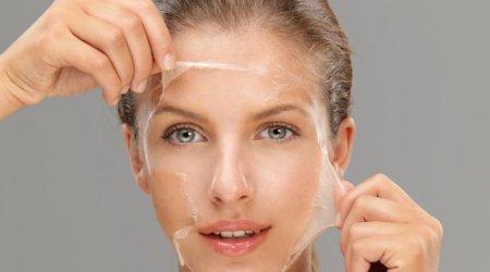 Чудодейственная желатиновая маска для лица