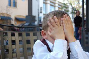 Причины возникновения страхов у детей дошкольного возраста