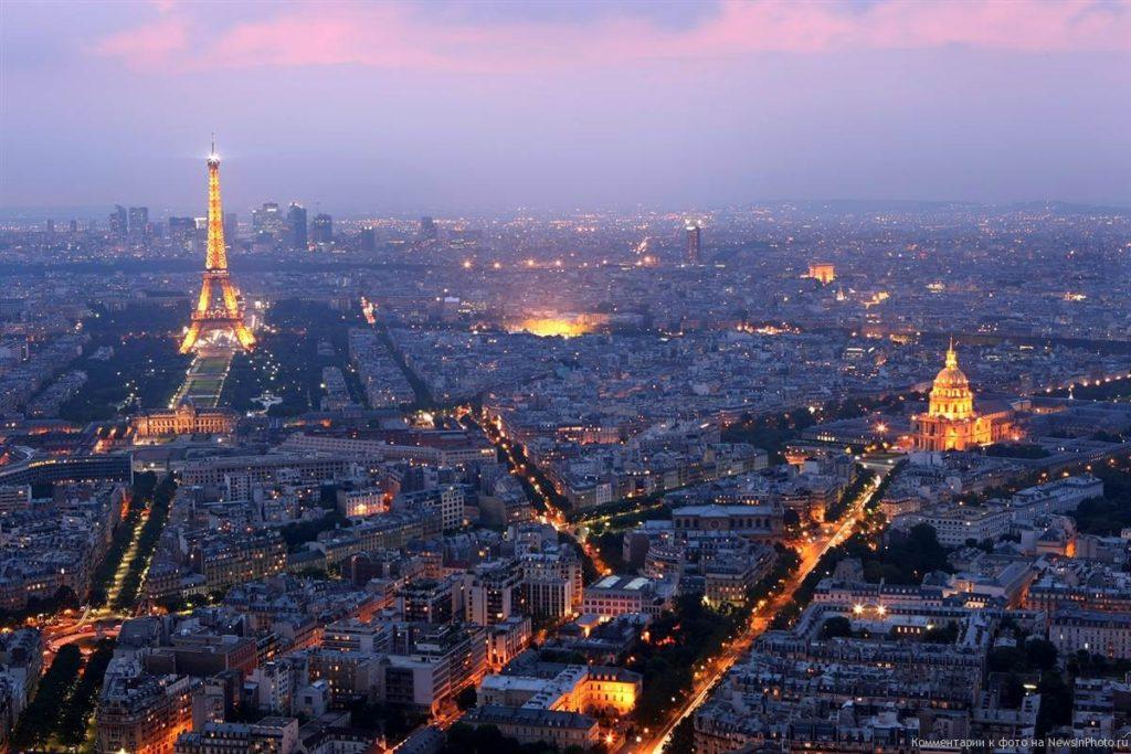 Париж, достопримечательности для туристов