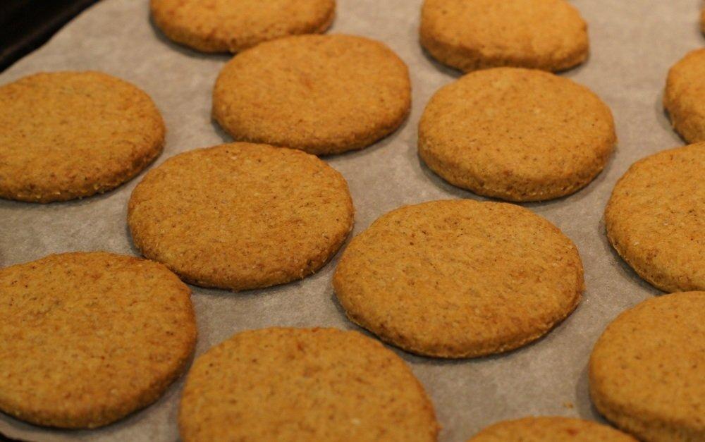 овсяное шоколадное печенье рецепт с фото