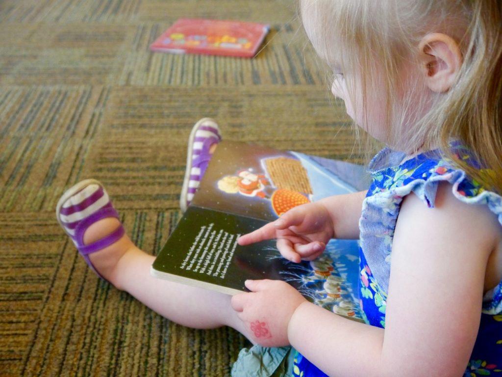 Как можно научить ребенка читать