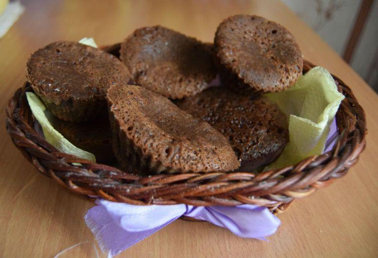 простой рецепт шоколадных кексов