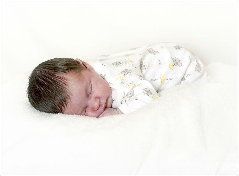 Как ухаживать за носом новорожденного