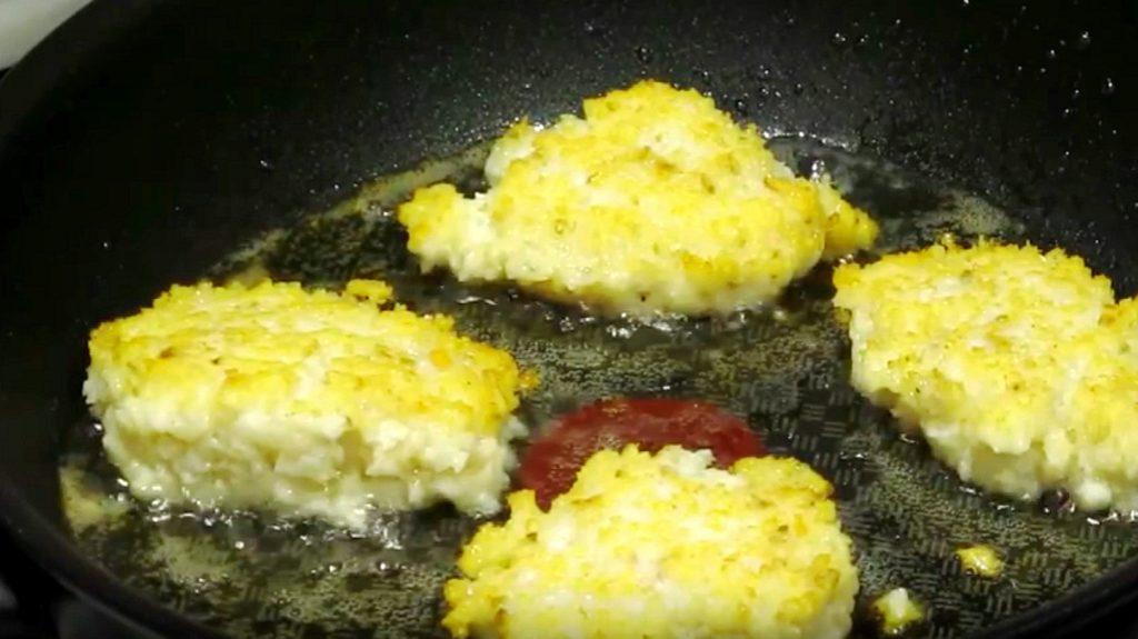 рецепт рыбных котлет из трески