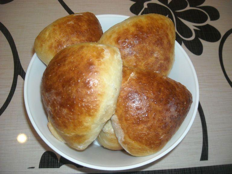 Пирожки с яблоками в духовке пошаговый рецепт с фото