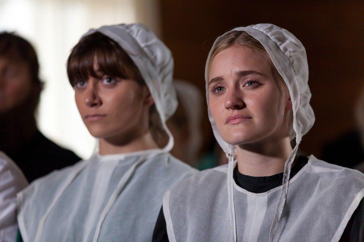 Амиши в России