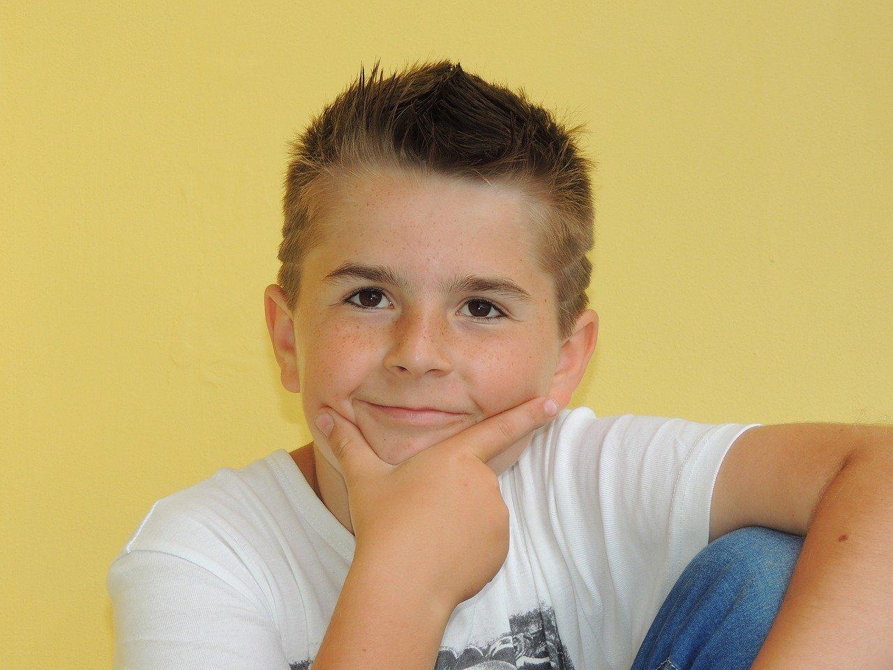 Признаки переходного возраста у мальчиков