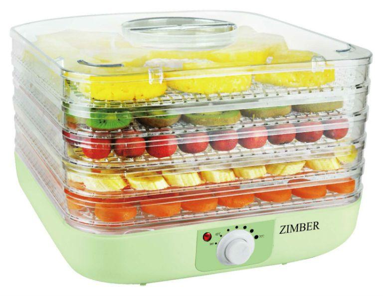 Нужна ли дома сушилка для овощей и фруктов