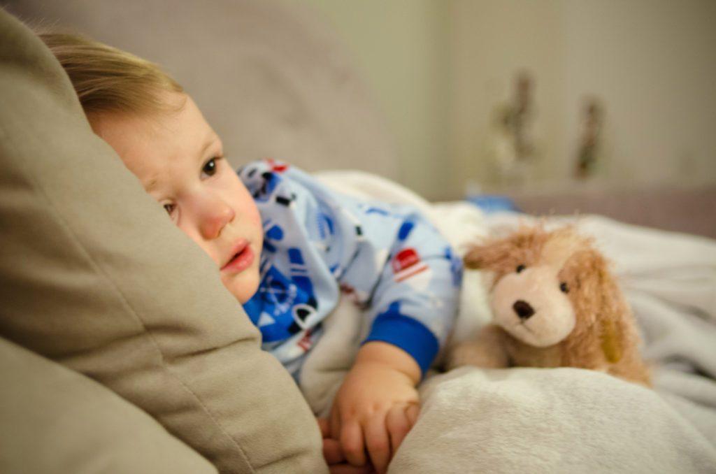 Ультразвуковой увлажнитель воздуха для детей
