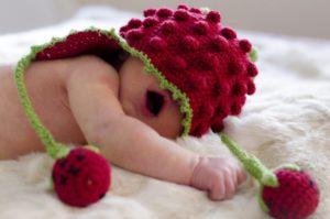 Овальное открытое окно у новорожденных