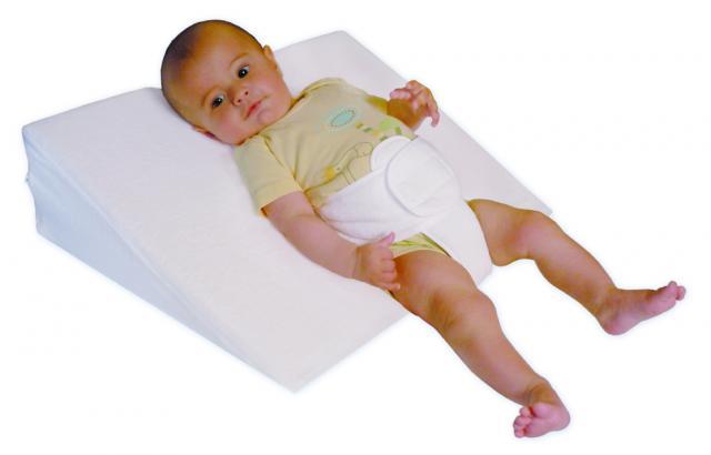 Позиционер для сна в виде подушки