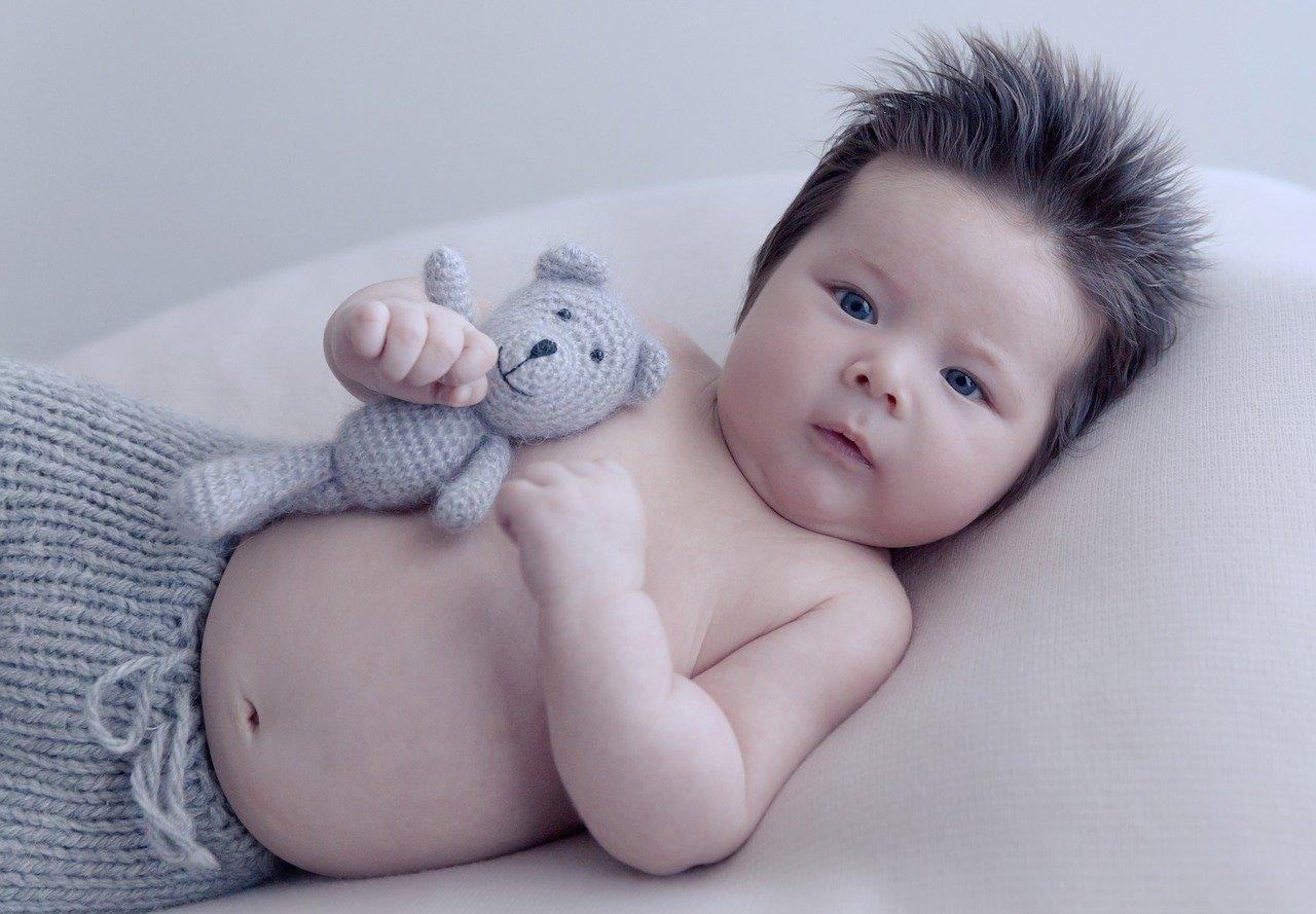 У новорожденного налет во рту
