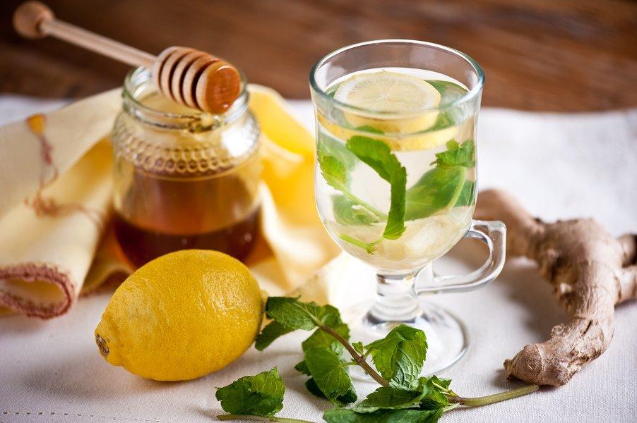 Чай с имбирем польза и вред