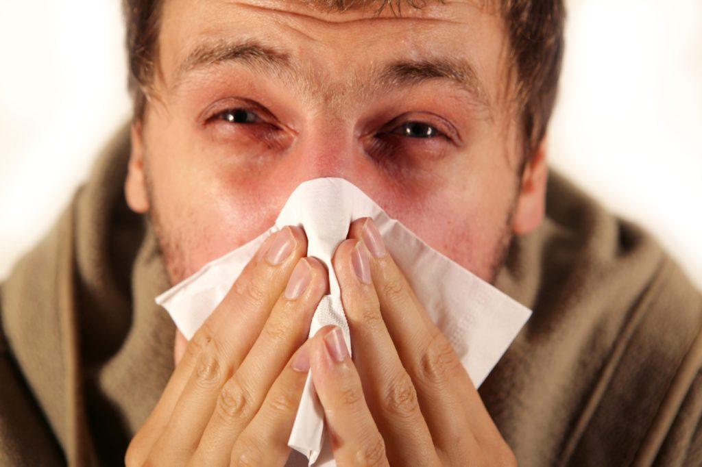 Гайморит симптомы у взрослых