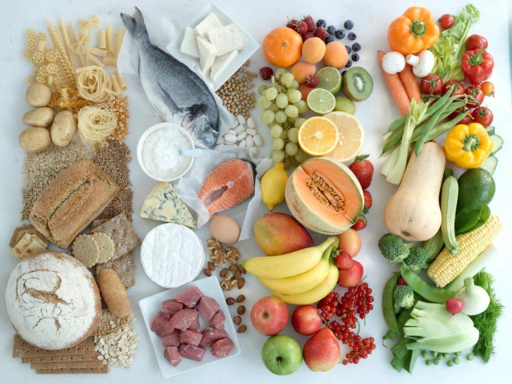 Правильное питание: разрешенные и запрещенные продукты