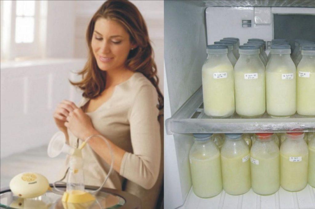 Причины сцеживания грудного молока