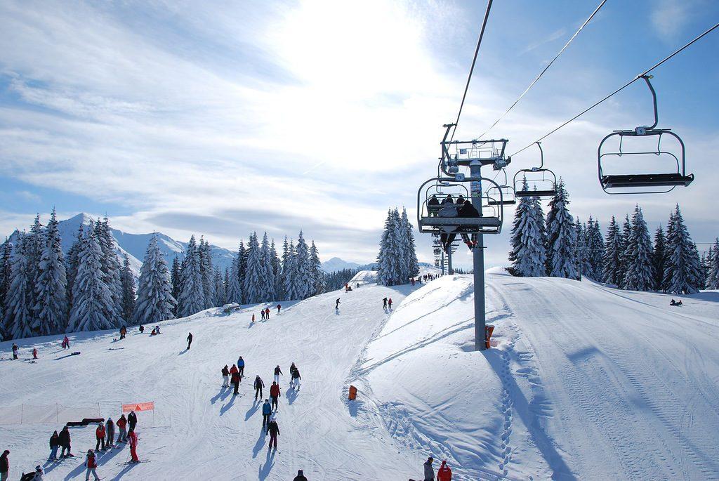 Где покататься на лыжах во Франции новичкам и профессионалам
