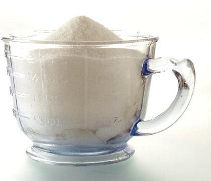 Сколько грамм в стакане сахарного песка