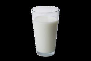 Сколько в стакане грамм молока