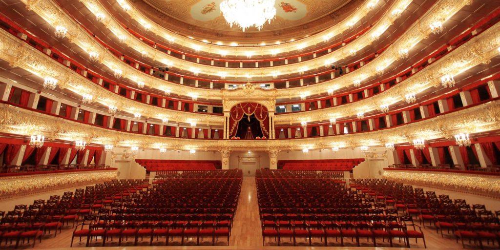 Достопримечательности Москвы куда стоит сходить: Большой театр