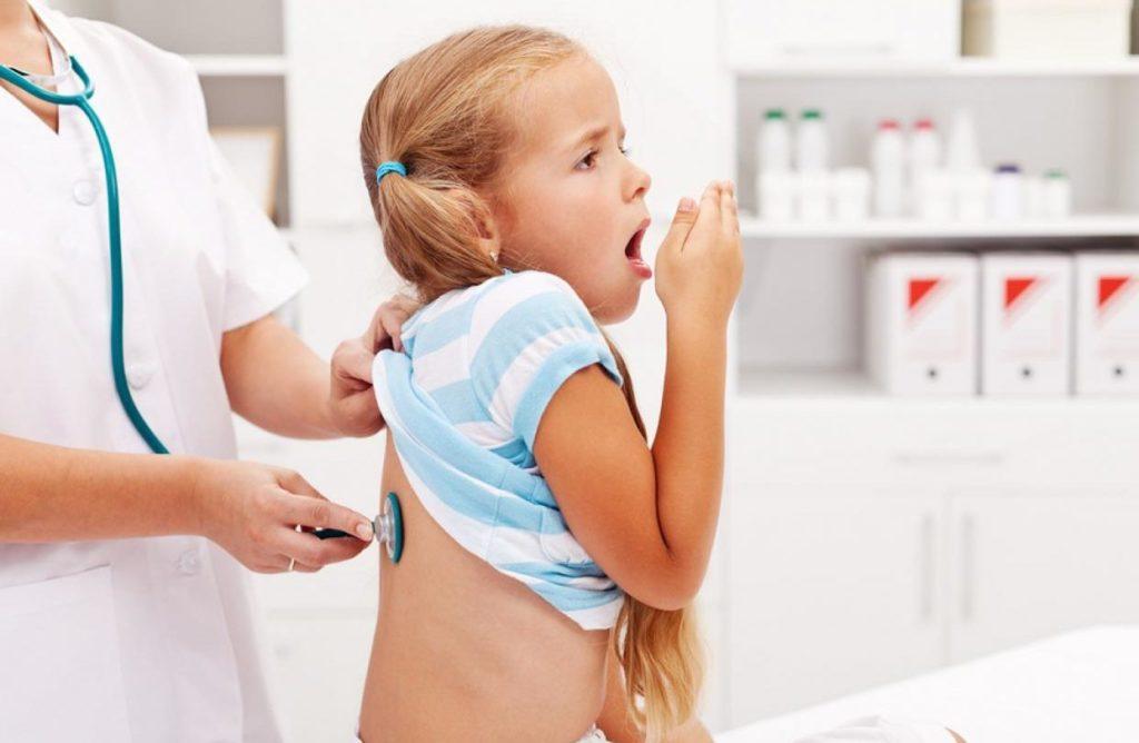 Сухой кашель у ребенка без температуры чем лечить