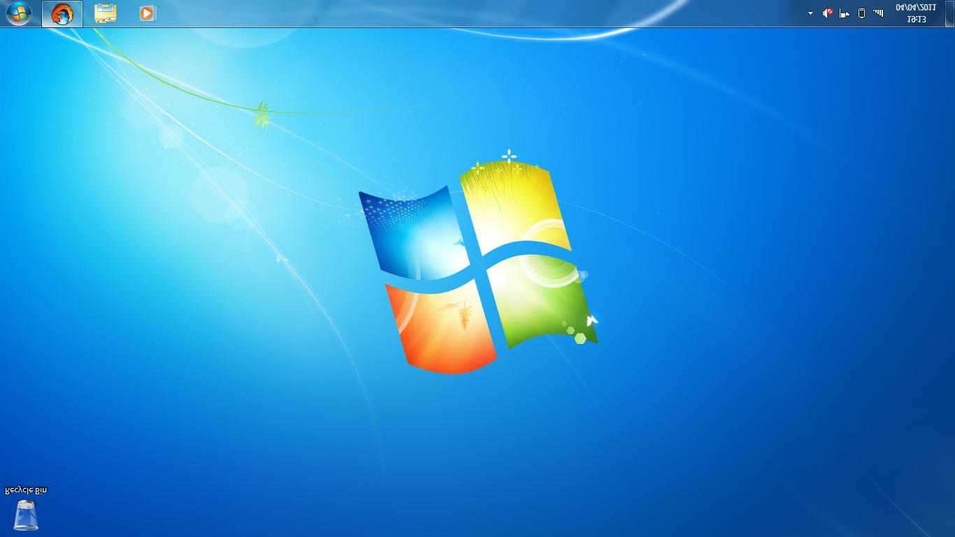 Как перевернуть экран на ноутбуке с помощью клавиатуры
