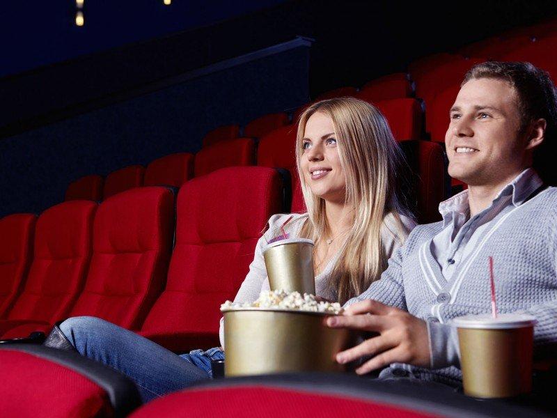 что подарить на 14 февраля: кинозал для двоих