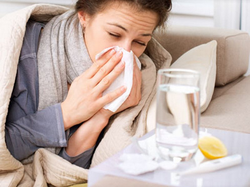 от гриппа, от ангины, от гайморита