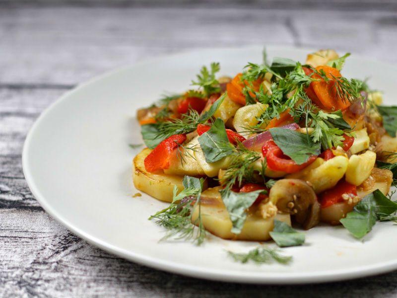 Диета при панкреатите поджелудочной железы рецепты: овощное рагу