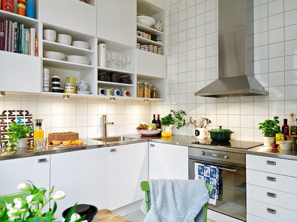 Какую плитку для кухни использовать