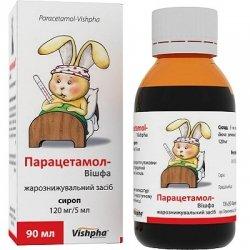Парацетамол сироп для детей инструкция
