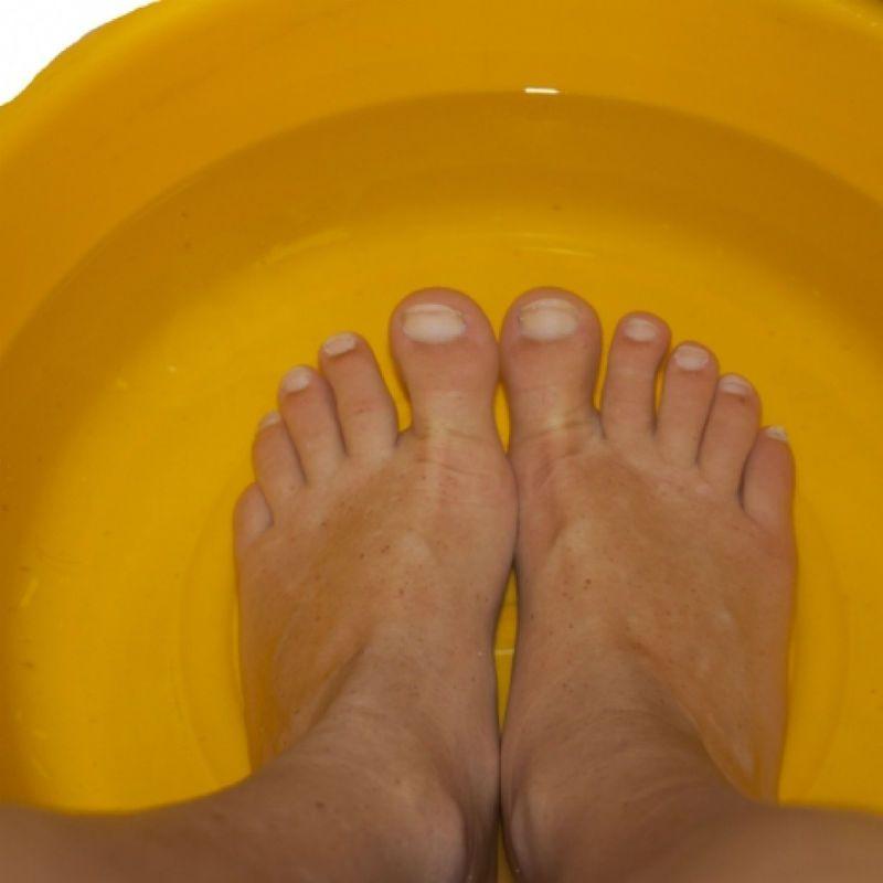 Лечение в домашних условиях: уксусные ванночки