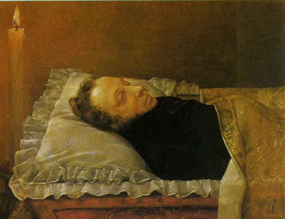 Вскрывали ли могилу Пушкина