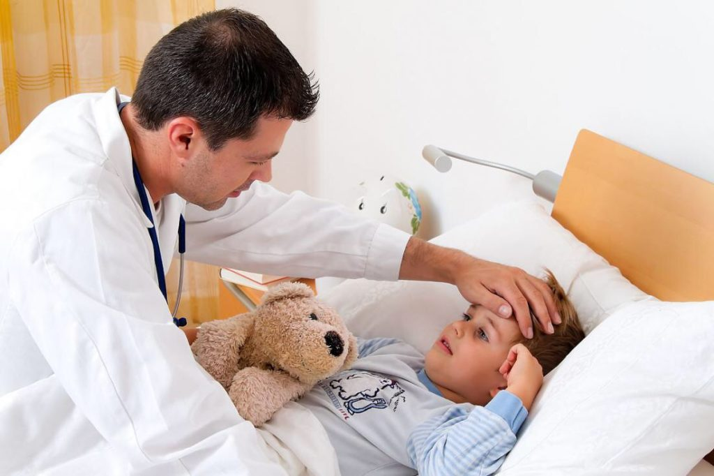 Температура при ротавирусной инфекции у детей: сколько дней может держаться