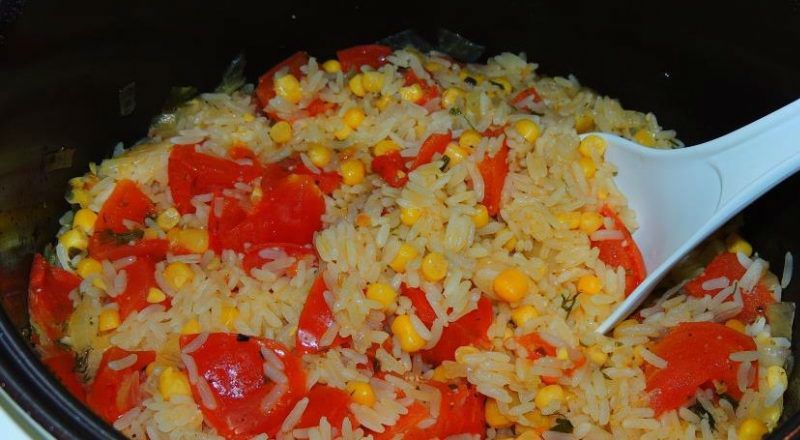 Как отварить рис на гарнир вкусно