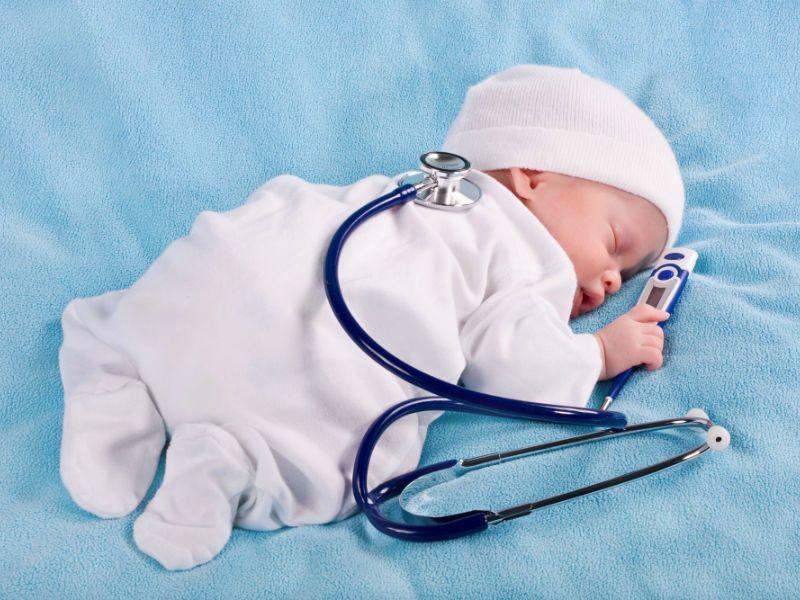 каких врачей нужно пройти в 1 месяц новорожденному