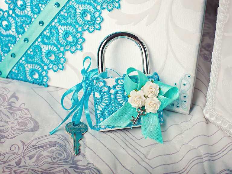 Годовщины свадеб по годам: бирюзовая свадьба