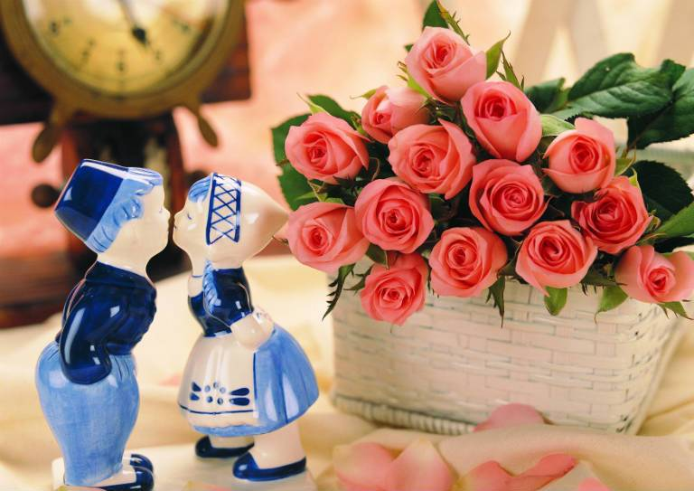 Годовщины свадеб по годам: день роз или оловянная свадьба