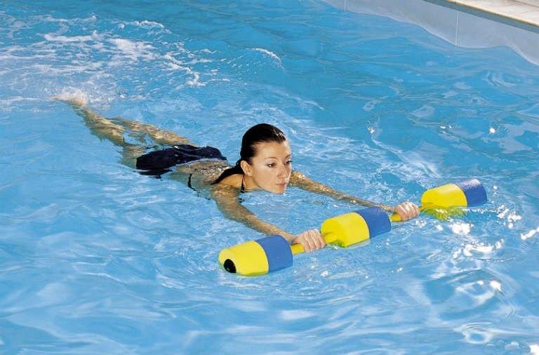 Лечение протрузии межпозвонковых дисков плаванием