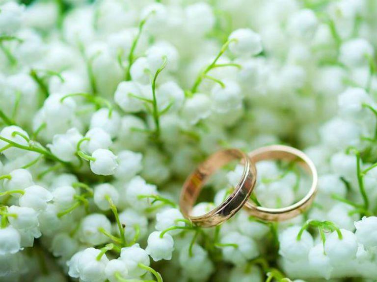 Годовщины свадеб по годам: ландышевая свадьба