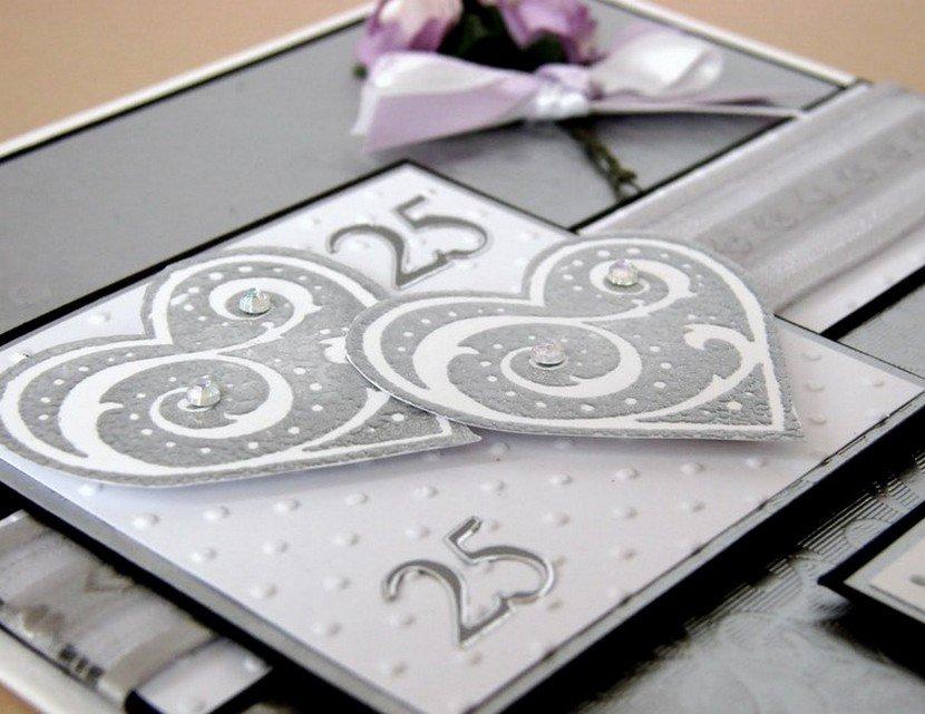 Годовщины свадеб по годам: серебряная свадьба