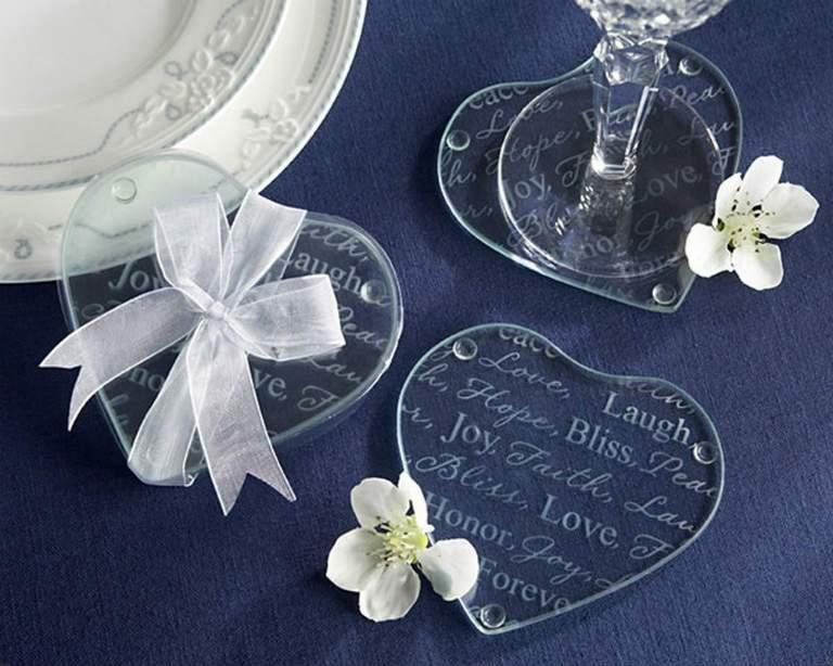 Годовщины свадеб по годам: стеклянная свадьба