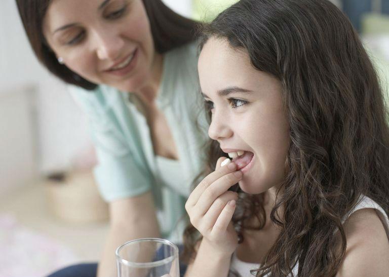 Фолиевая кислота детям до года, как давать ребенку