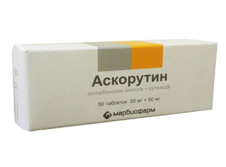 Как помогает препарат аскорутин при лечении варикоза