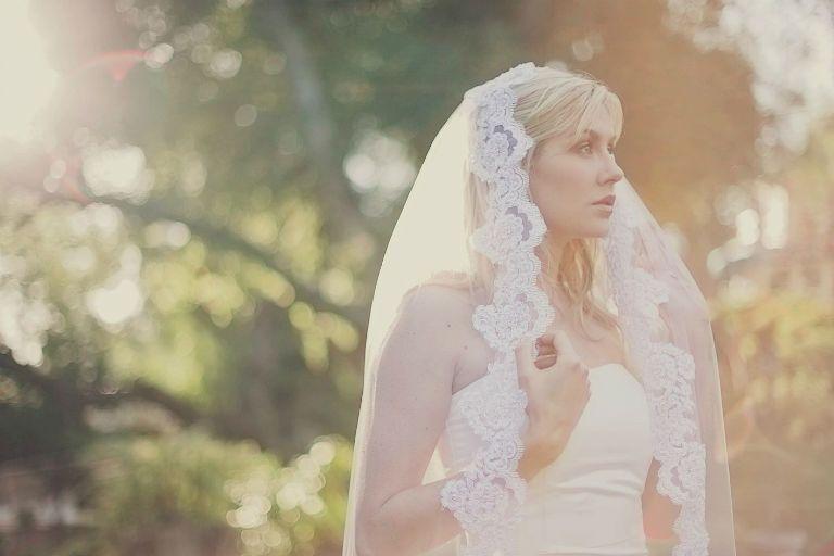 Если видите себя в свадебном платье и фате