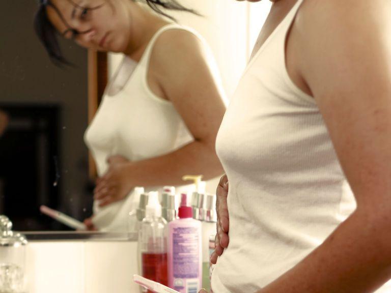 Покажет ли тест положительный результат при внематочной беременности?