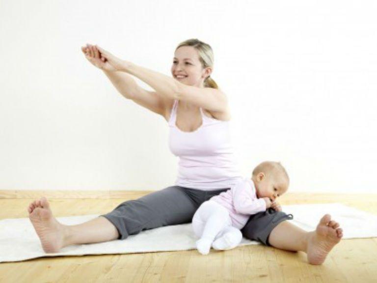 Как похудеть после родов быстро и убрать живот в домашних условиях