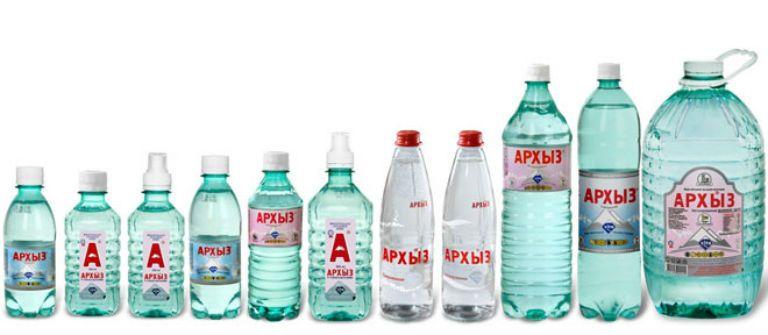 какая самая лучшая питьевая вода в бутылках