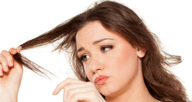 Питательная маска для поврежденных волос в домашних условиях
